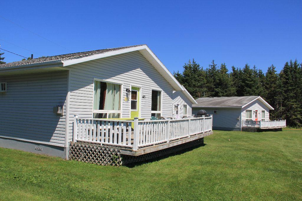 Vacation cottages at Hidden Acres Cottages